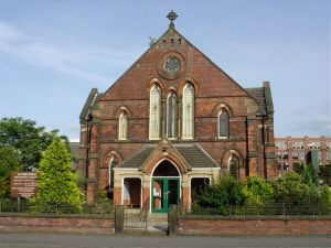Bamber Bridge Methodist Church - the Old Building