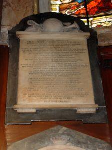 John Wesley's Memorial