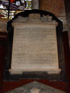 Charles Wesley's Memorial