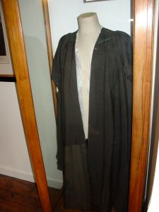 Wesley's Preaching Gown