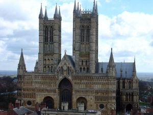 Lincoln Cathedral (from Lincoln Castle)