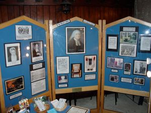 Wesley Family Display
