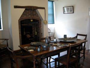 Susanna Wesley's kitchen