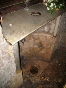 Mary's Well at Nazareth