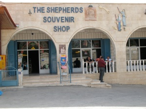 The Shepherds Souvenir Shop, Bethlehem